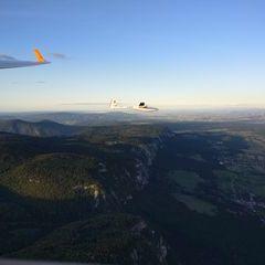 Verortung via Georeferenzierung der Kamera: Aufgenommen in der Nähe von Gemeinde Höflein an der Hohen Wand, Österreich in 1400 Meter