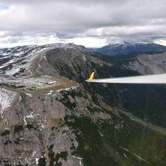 Verortung via Georeferenzierung der Kamera: Aufgenommen in der Nähe von Kapellen, Österreich in 2000 Meter