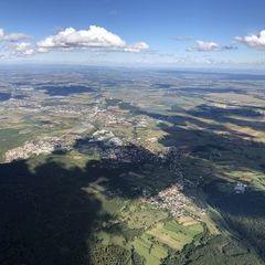 Verortung via Georeferenzierung der Kamera: Aufgenommen in der Nähe von Gemeinde Hernstein, 2560, Österreich in 1500 Meter
