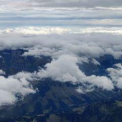 Flugwegposition um 14:29:11: Aufgenommen in der Nähe von Gemeinde St. Aegyd am Neuwalde, Österreich in 3664 Meter