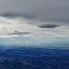 Flugwegposition um 14:29:14: Aufgenommen in der Nähe von Gemeinde St. Aegyd am Neuwalde, Österreich in 3664 Meter