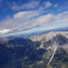 Verortung via Georeferenzierung der Kamera: Aufgenommen in der Nähe von Gemeinde Pfarrwerfen, Pfarrwerfen, Österreich in 3000 Meter