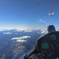 Verortung via Georeferenzierung der Kamera: Aufgenommen in der Nähe von Gemeinde Schwarzau im Gebirge, Österreich in 4700 Meter