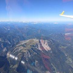 Verortung via Georeferenzierung der Kamera: Aufgenommen in der Nähe von Gemeinde Puchberg am Schneeberg, Österreich in 4100 Meter
