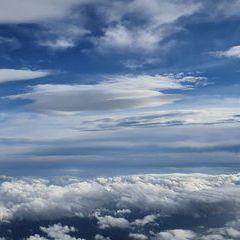 Flugwegposition um 14:40:54: Aufgenommen in der Nähe von Kapellen, Österreich in 3532 Meter