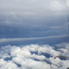 Flugwegposition um 11:46:47: Aufgenommen in der Nähe von Gemeinde Neuberg an der Mürz, 8692, Österreich in 4737 Meter