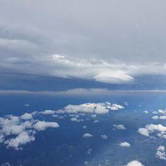 Flugwegposition um 13:14:10: Aufgenommen in der Nähe von Gußwerk, Österreich in 6079 Meter