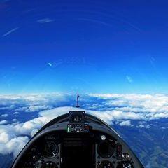 Flugwegposition um 09:29:36: Aufgenommen in der Nähe von Eppenstein, Österreich in 5317 Meter