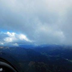 Flugwegposition um 12:49:21: Aufgenommen in der Nähe von Gai, 8793, Österreich in 2443 Meter