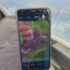 Flugwegposition um 10:07:46: Aufgenommen in der Nähe von Gemeinde Reichenau an der Rax, Österreich in 3286 Meter