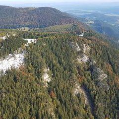 Verortung via Georeferenzierung der Kamera: Aufgenommen in der Nähe von Gemeinde Breitenstein, Österreich in 0 Meter