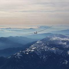 Verortung via Georeferenzierung der Kamera: Aufgenommen in der Nähe von Gemeinde Puchberg am Schneeberg, Österreich in 3000 Meter