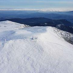 Verortung via Georeferenzierung der Kamera: Aufgenommen in der Nähe von Gemeinde Schwarzau im Gebirge, Österreich in 2200 Meter