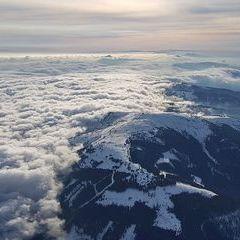 Verortung via Georeferenzierung der Kamera: Aufgenommen in der Nähe von Gemeinde Spital am Semmering, Österreich in 2500 Meter