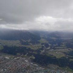Flugwegposition um 11:32:14: Aufgenommen in der Nähe von Innsbruck, Österreich in 2752 Meter