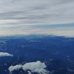 Flugwegposition um 13:03:41: Aufgenommen in der Nähe von Gemeinde Neuberg an der Mürz, 8692, Österreich in 4301 Meter