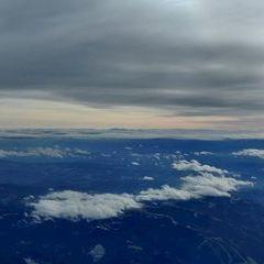 Flugwegposition um 13:35:40: Aufgenommen in der Nähe von Gemeinde Reichenau an der Rax, Österreich in 4497 Meter