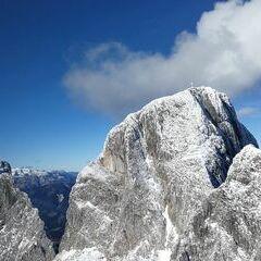 Verortung via Georeferenzierung der Kamera: Aufgenommen in der Nähe von Gaishorn am See, Österreich in 2200 Meter