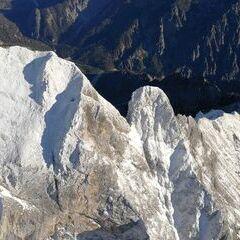 Verortung via Georeferenzierung der Kamera: Aufgenommen in der Nähe von Gaishorn am See, Österreich in 2500 Meter