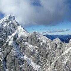 Verortung via Georeferenzierung der Kamera: Aufgenommen in der Nähe von Mitterberg-Sankt Martin, Österreich in 2200 Meter