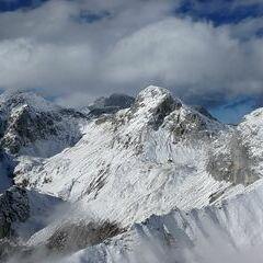 Verortung via Georeferenzierung der Kamera: Aufgenommen in der Nähe von Gemeinde Ramsau am Dachstein, 8972, Österreich in 2300 Meter