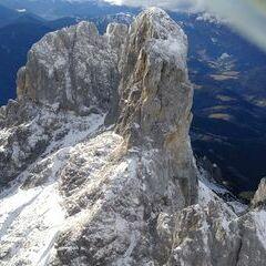 Verortung via Georeferenzierung der Kamera: Aufgenommen in der Nähe von Gemeinde Abtenau, Österreich in 2427 Meter