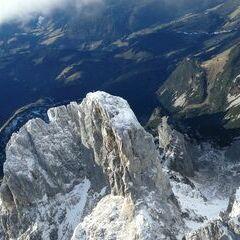 Verortung via Georeferenzierung der Kamera: Aufgenommen in der Nähe von Gemeinde Filzmoos, 5532, Österreich in 2673 Meter