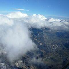 Verortung via Georeferenzierung der Kamera: Aufgenommen in der Nähe von Mitterberg-Sankt Martin, Österreich in 2900 Meter