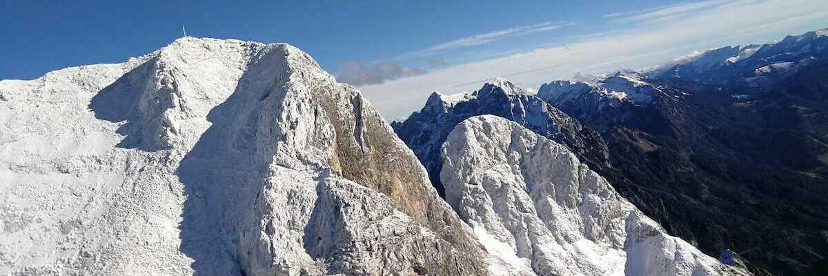 Verortung via Georeferenzierung der Kamera: Aufgenommen in der Nähe von Johnsbach, 8912 Johnsbach, Österreich in 2242 Meter