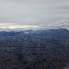 Flugwegposition um 14:20:11: Aufgenommen in der Nähe von Gemeinde Sattledt, 4642, Österreich in 3508 Meter
