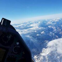Verortung via Georeferenzierung der Kamera: Aufgenommen in der Nähe von Gußwerk, Österreich in 4200 Meter