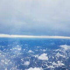 Flugwegposition um 11:41:37: Aufgenommen in der Nähe von Gußwerk, Österreich in 4227 Meter