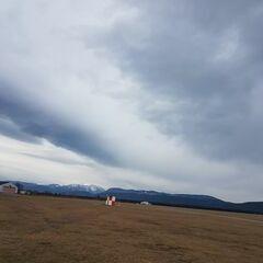 Verortung via Georeferenzierung der Kamera: Aufgenommen in der Nähe von Wiener Neustadt, Österreich in 300 Meter