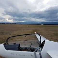 Verortung via Georeferenzierung der Kamera: Aufgenommen in der Nähe von Wiener Neustadt, Österreich in 484 Meter