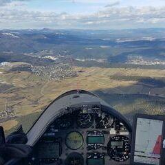 Verortung via Georeferenzierung der Kamera: Aufgenommen in der Nähe von Gemeinde Bad Fischau-Brunn, Österreich in 1700 Meter