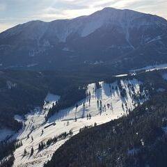 Verortung via Georeferenzierung der Kamera: Aufgenommen in der Nähe von Gemeinde Gutenstein, Österreich in 1700 Meter