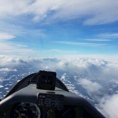 Verortung via Georeferenzierung der Kamera: Aufgenommen in der Nähe von Gemeinde Natschbach-Loipersbach, Österreich in 1700 Meter