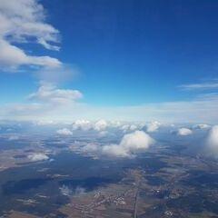 Verortung via Georeferenzierung der Kamera: Aufgenommen in der Nähe von Gemeinde Wartmannstetten, 2620, Österreich in 4000 Meter