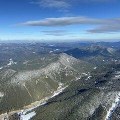 Verortung via Georeferenzierung der Kamera: Aufgenommen in der Nähe von Gemeinde Gutenstein, Österreich in 1400 Meter