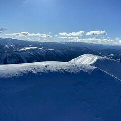 Verortung via Georeferenzierung der Kamera: Aufgenommen in der Nähe von Gemeinde St. Aegyd am Neuwalde, Österreich in 1800 Meter