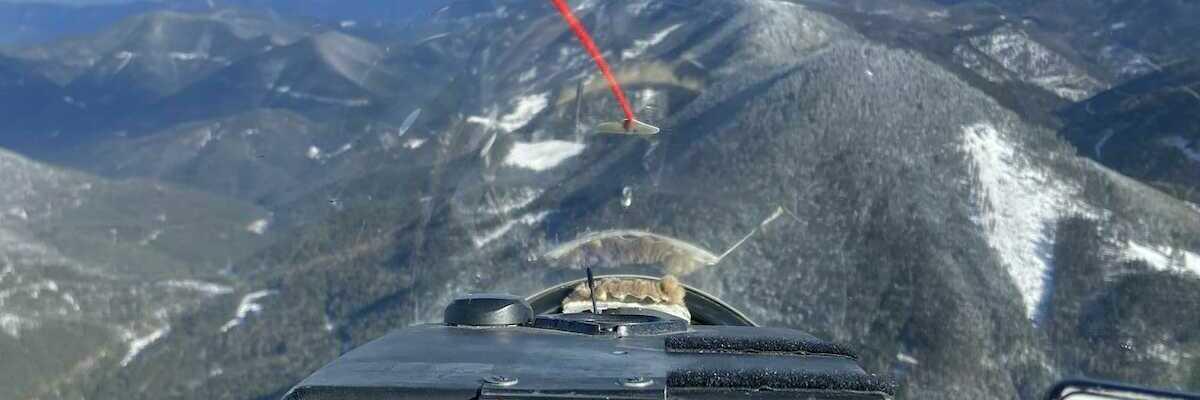 Verortung via Georeferenzierung der Kamera: Aufgenommen in der Nähe von Gemeinde Gutenstein, Österreich in 1500 Meter