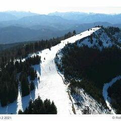 Flugwegposition um 12:17:22: Aufgenommen in der Nähe von Gemeinde Muggendorf, 2763, Österreich in 1306 Meter