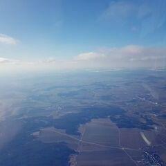 Flugwegposition um 13:53:08: Aufgenommen in der Nähe von Gemeinde Karlstein an der Thaya, Österreich in 1632 Meter