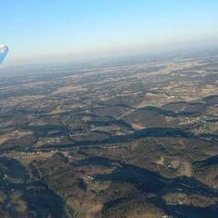 Flugwegposition um 16:00:05: Aufgenommen in der Nähe von Auersbach, Österreich in 1347 Meter