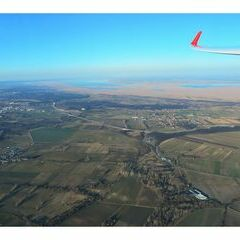 Flugwegposition um 15:34:06: Aufgenommen in der Nähe von Sopron–Fertődi, Ungarn in 917 Meter