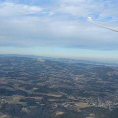Flugwegposition um 14:32:09: Aufgenommen in der Nähe von Gemeinde St. Ruprecht an der Raab, 8181, Österreich in 1326 Meter