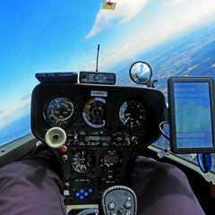 Flugwegposition um 11:29:29: Aufgenommen in der Nähe von Schachen bei Vorau, 8250, Österreich in 2172 Meter