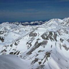 Verortung via Georeferenzierung der Kamera: Aufgenommen in der Nähe von Gemeinde Pfarrwerfen, Pfarrwerfen, Österreich in 2510 Meter
