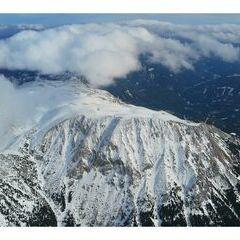 Flugwegposition um 13:34:21: Aufgenommen in der Nähe von Gußwerk, Österreich in 2803 Meter
