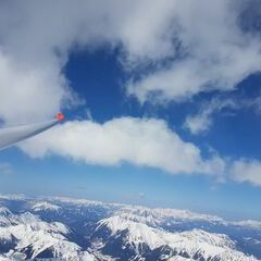 Verortung via Georeferenzierung der Kamera: Aufgenommen in der Nähe von Oberwölz Stadt, 8832 Oberwölz Stadt, Österreich in 3319 Meter